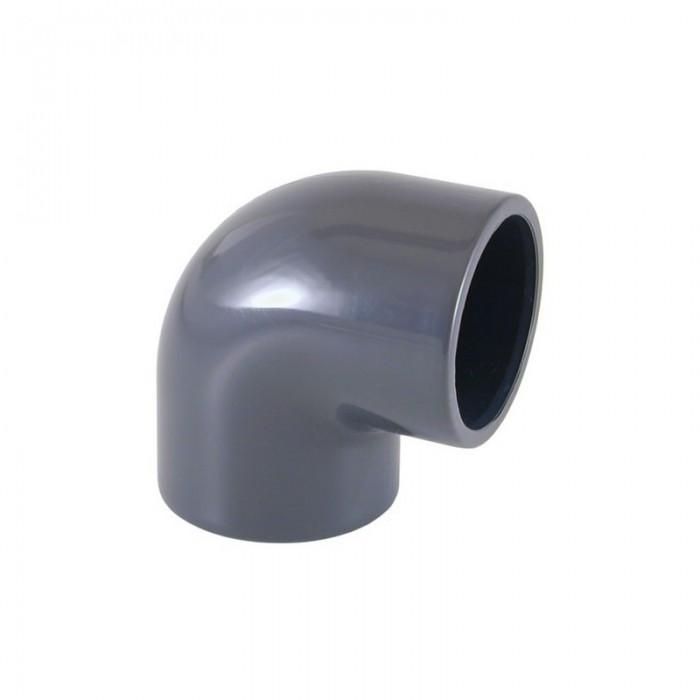 CODO PVC 90º PRESION C-75 D-75