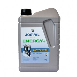 ACEITE COMPRESOR PISTON JOSVAL ENERGY 2 LITROS
