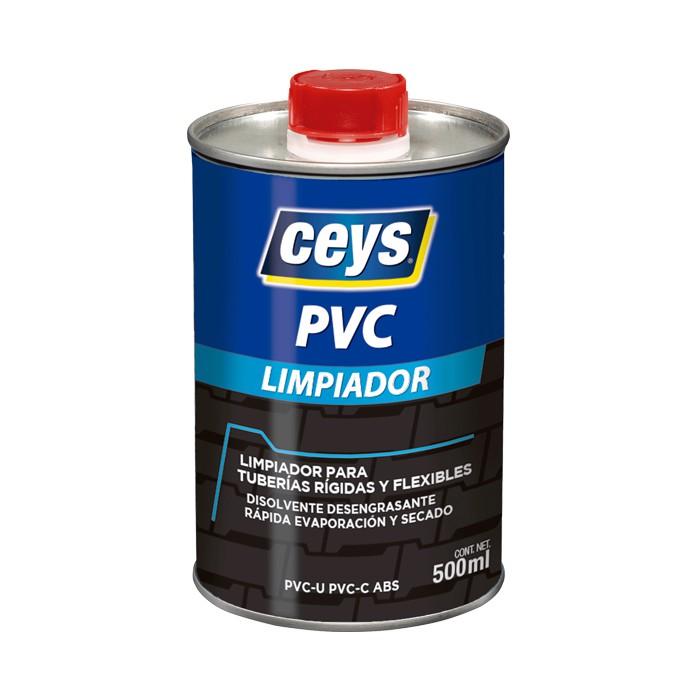 BOTE DISOLVENTE PVC 500 ML.