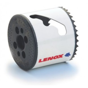 CORONA PERFORADORA BIMETALICA LENOX D-108 MM