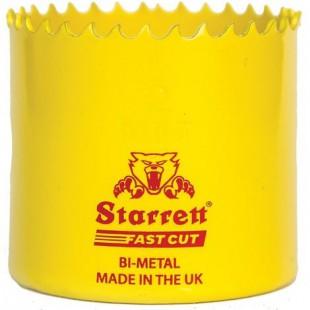CORONA PERF BIMETAL FAST-CUT STARRETT   17