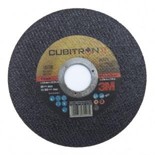 DISCO DE CORTE 3M CUBITRON II PLANO Ø115X1 65513